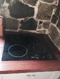 New Cooktop at Fieldstone House